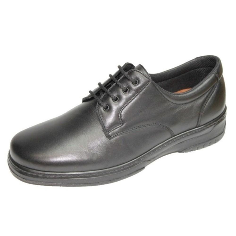 Especial Modelo Pinosos Negro Zapatos Ancho Cordones 5975 8RqSxU