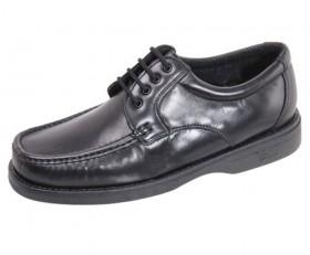 Zapatos Pinoso cordones Pinoso's negro 5605