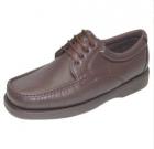 Zapatos cordones Pinoso 5605 cordones marrón