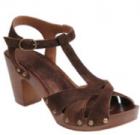 ALPE sandalia marrón Talla 37