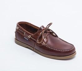 Náutico marrón SNIPE modelo 22310