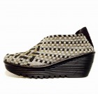 Trenzado Rock Spring shoes Low Cut Metal Talla 38