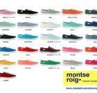 Victoria gama de colores modelo 6613