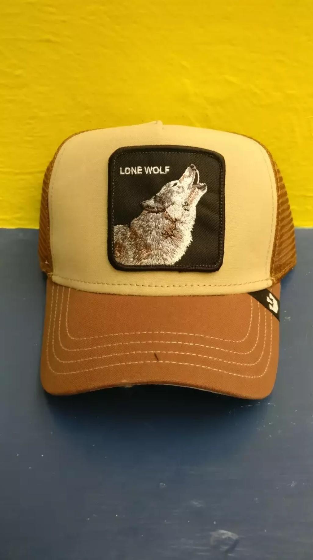 Gorra Goorin Bros lone wolf Animal farm - Sabateries Montse Roig a746a00ef15