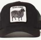 Gorra Goorin Bros black sheep Animal farm oveja negra