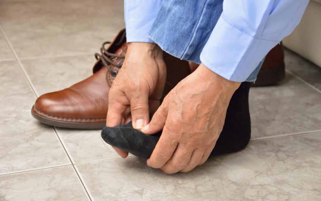 ¿Cómo cuidar bien los pies?