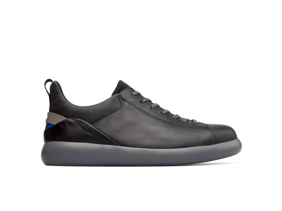 Camper Pelotas Capsule XL K100374 (Negro) Zapatos de mujer