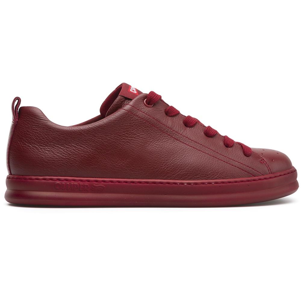 Zapatos CAMPER runner granate