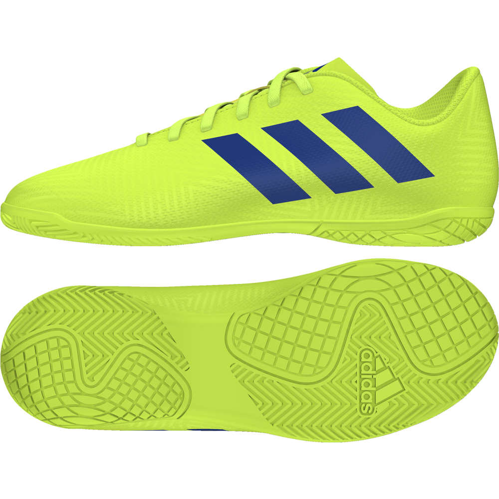 Nueva Solar Futbol Botas Nemeziz Adidas Messi Yellow wP0Onk8X
