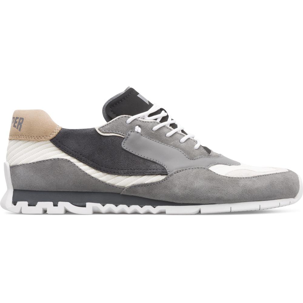 Camper Nothing K100436-006 Sneakers beige gris