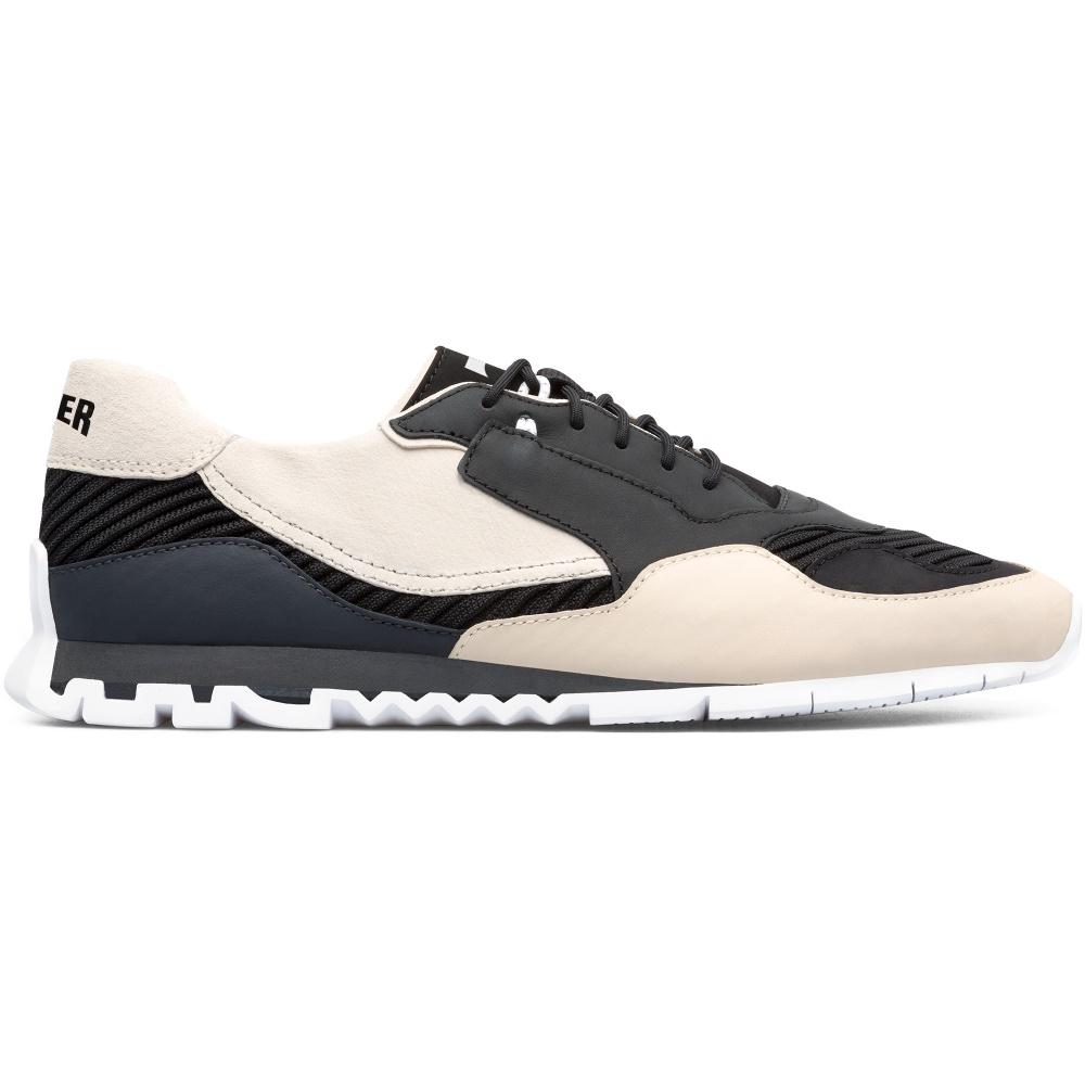 Camper Nothing K100436-007 Sneakers negro gris