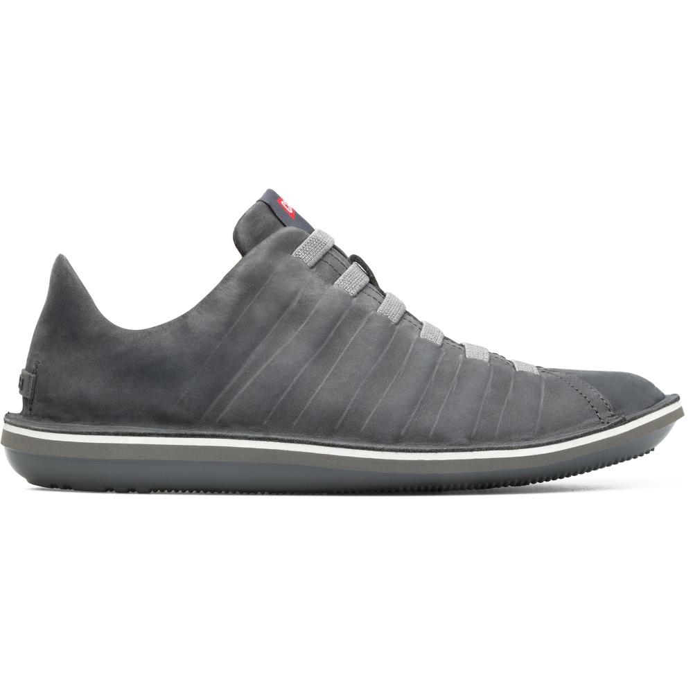 Camper Beetle 18751-070 Zapatos Casual Hombre gris