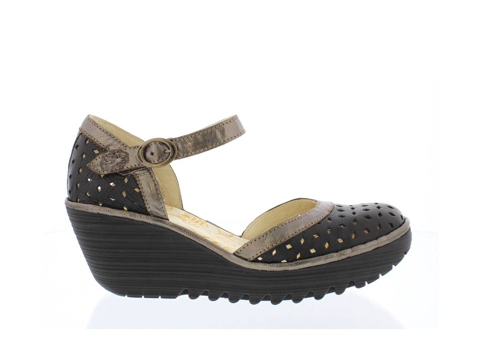 Fly London Yven029fly, Zapatos de tacón con Punta Cerrada para Mujer