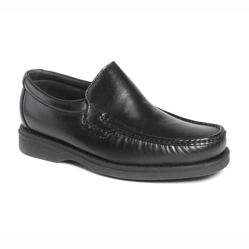 Zapato Pinosos 5614 mocasín negro hombre