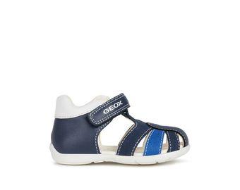 GEOX Sandalia niño azul marino Elthan