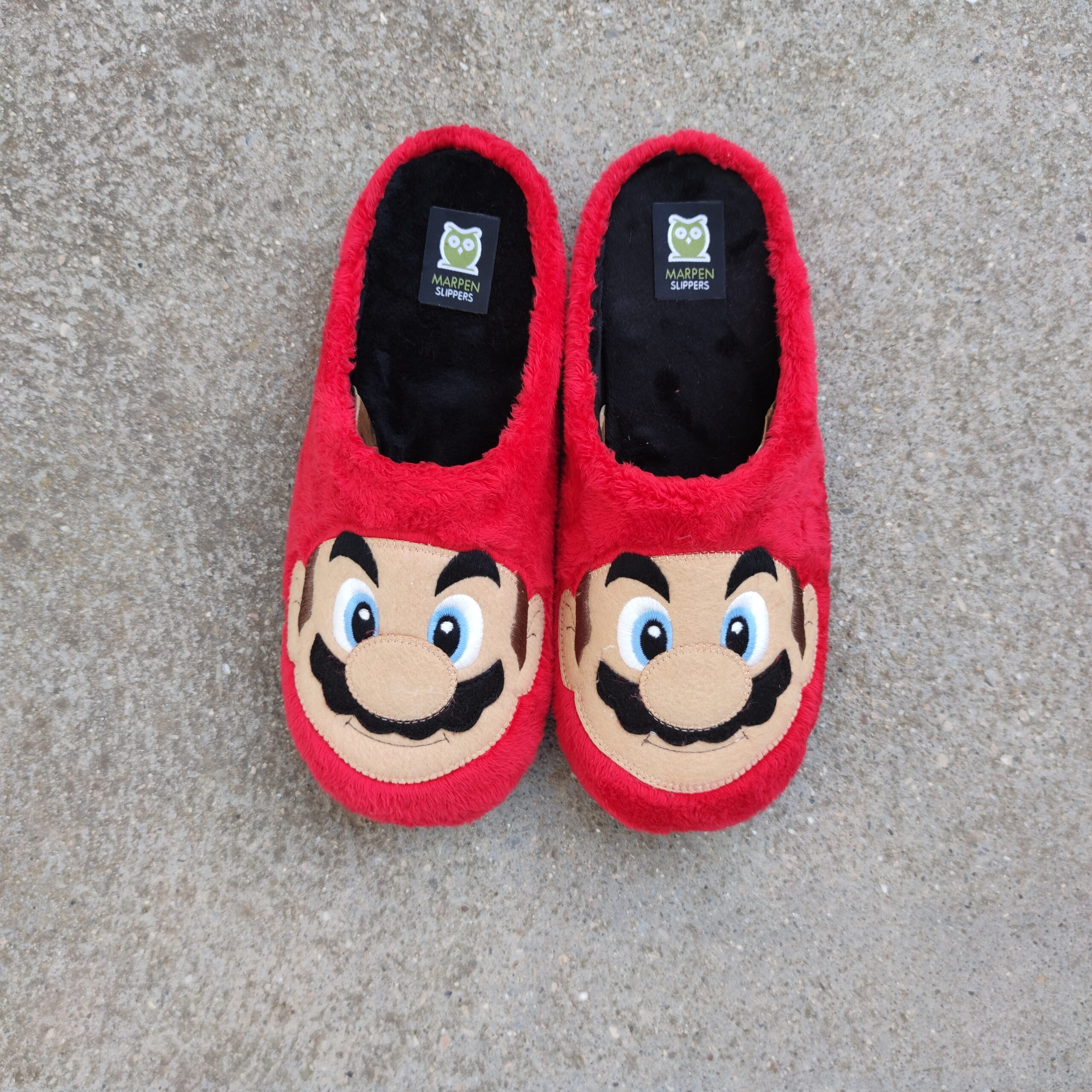 Zapatillas de Estar por casa - Slipper Mario Bros
