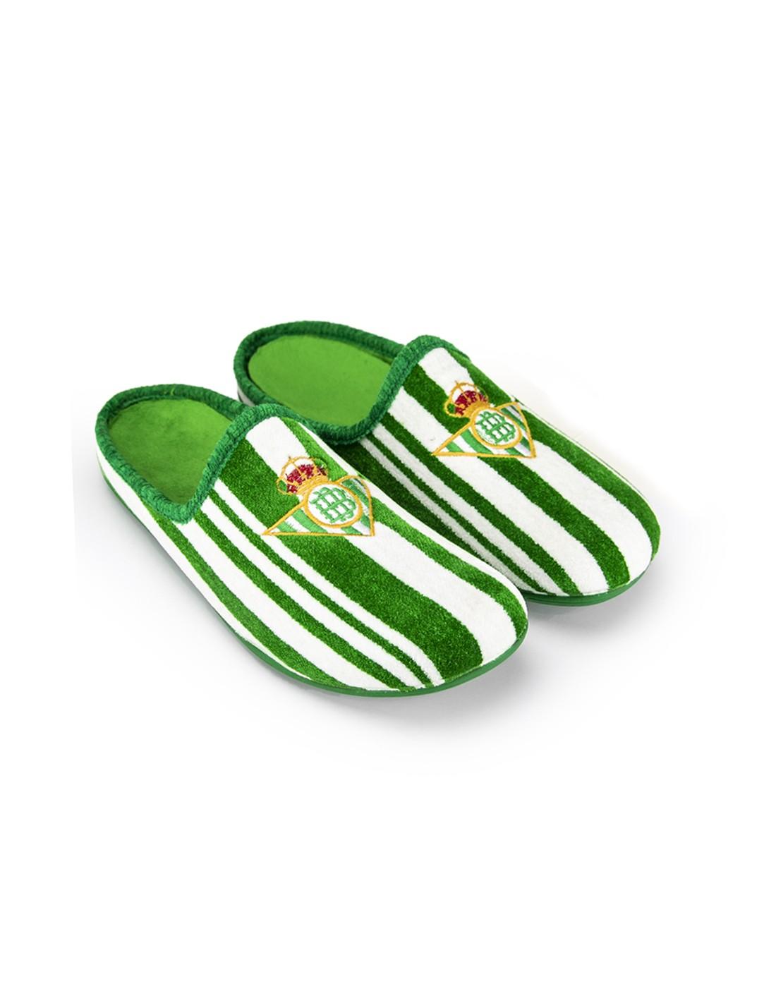 Zapatillas de Estar por casa Oficial Real Betis Balonpie