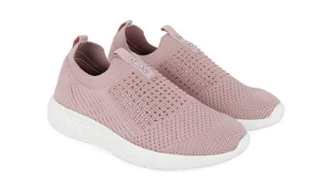 Zita 03 Chika10 rosa sneakers Zapatillas Deportivas Mujer