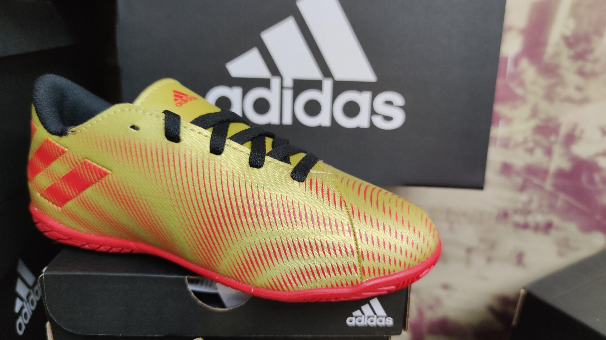 adidas Messi nuevas futbol FY0811 doradas